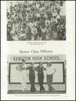 1982 Kenston High School Yearbook Page 196 & 197