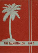 1972 Yearbook Palmetto High School