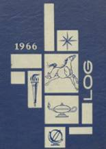 1966 Yearbook Grover Cleveland High School