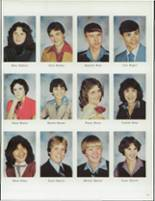 1981 Curwensville High School Yearbook Page 16 & 17