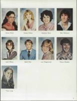 1981 Curwensville High School Yearbook Page 18 & 19