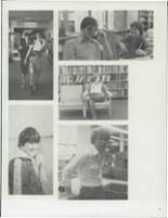 1981 Curwensville High School Yearbook Page 20 & 21