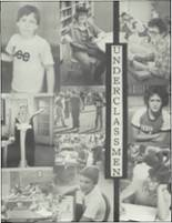 1981 Curwensville High School Yearbook Page 22 & 23