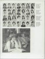 1981 Curwensville High School Yearbook Page 24 & 25