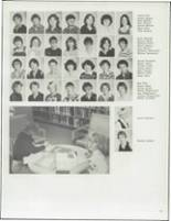 1981 Curwensville High School Yearbook Page 26 & 27