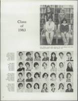 1981 Curwensville High School Yearbook Page 28 & 29