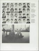 1981 Curwensville High School Yearbook Page 32 & 33