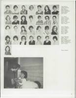 1981 Curwensville High School Yearbook Page 34 & 35