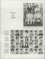 1981 Curwensville High School Yearbook Page 36 & 37