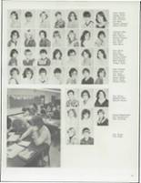1981 Curwensville High School Yearbook Page 38 & 39