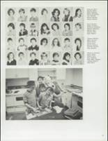 1981 Curwensville High School Yearbook Page 40 & 41