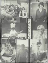 1981 Curwensville High School Yearbook Page 44 & 45