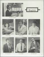 1981 Curwensville High School Yearbook Page 46 & 47
