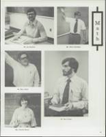 1981 Curwensville High School Yearbook Page 48 & 49