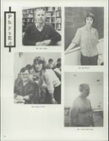 1981 Curwensville High School Yearbook Page 50 & 51