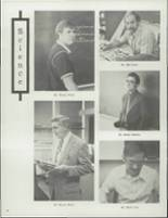 1981 Curwensville High School Yearbook Page 52 & 53