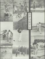 1981 Curwensville High School Yearbook Page 56 & 57