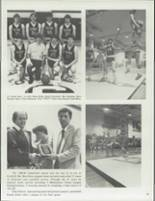 1981 Curwensville High School Yearbook Page 62 & 63