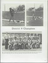 1981 Curwensville High School Yearbook Page 72 & 73