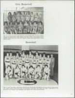 1981 Curwensville High School Yearbook Page 74 & 75