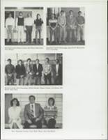 1981 Curwensville High School Yearbook Page 76 & 77