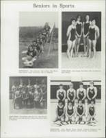 1981 Curwensville High School Yearbook Page 78 & 79