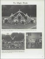 1981 Curwensville High School Yearbook Page 92 & 93