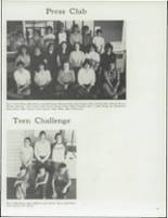 1981 Curwensville High School Yearbook Page 94 & 95