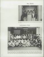 1981 Curwensville High School Yearbook Page 96 & 97