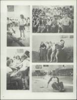 1981 Curwensville High School Yearbook Page 98 & 99