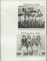 1981 Curwensville High School Yearbook Page 102 & 103