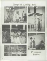 1981 Curwensville High School Yearbook Page 104 & 105