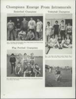 1981 Curwensville High School Yearbook Page 110 & 111