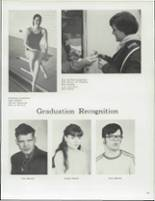 1981 Curwensville High School Yearbook Page 126 & 127