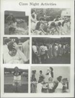 1981 Curwensville High School Yearbook Page 128 & 129