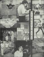 1981 Curwensville High School Yearbook Page 132 & 133