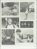 1981 Curwensville High School Yearbook Page 164 & 165
