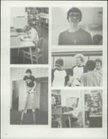 1981 Curwensville High School Yearbook Page 168 & 169