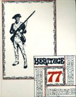 1977 Yearbook Red Land High School