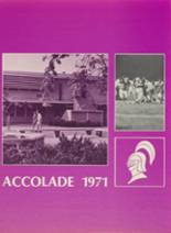 1971 Yearbook Lynwood High School