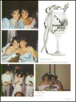1987 Foxboro High School Yearbook Page 18 & 19