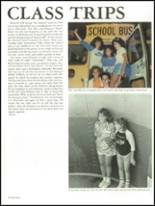 1987 Foxboro High School Yearbook Page 20 & 21