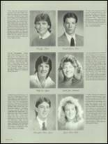 1987 Foxboro High School Yearbook Page 40 & 41