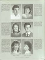 1987 Foxboro High School Yearbook Page 42 & 43