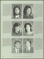 1987 Foxboro High School Yearbook Page 44 & 45