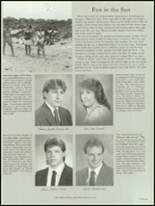 1987 Foxboro High School Yearbook Page 46 & 47