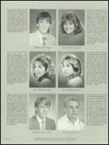 1987 Foxboro High School Yearbook Page 48 & 49