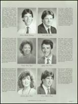 1987 Foxboro High School Yearbook Page 50 & 51