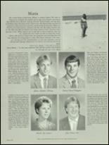 1987 Foxboro High School Yearbook Page 52 & 53