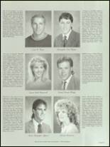 1987 Foxboro High School Yearbook Page 54 & 55